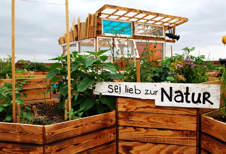Urban Garden Klunkerkranich