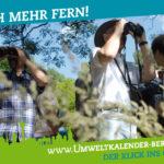 Die tägliche Portion Grün: Umweltkalender Berlin