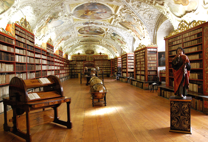 Klosterbibliothek Strahov