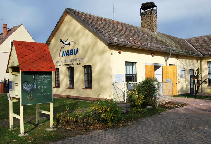 NABU-Stützpunkt Storchenschmiede