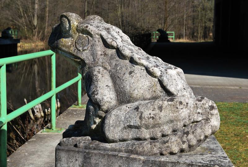 Froschbrücke