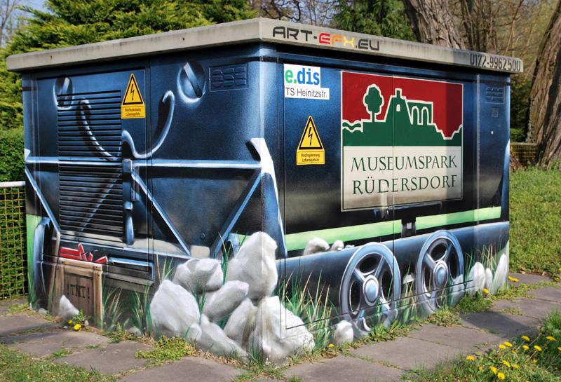 Museumspark Rüderdorf
