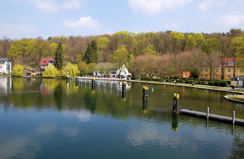 Woltersdorf Schleuse