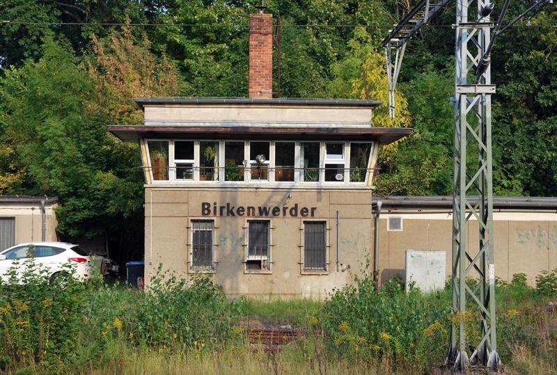 S-Bahnhof Birkenwerder