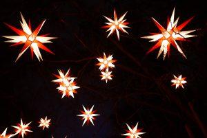 Herrnhuter Sterne