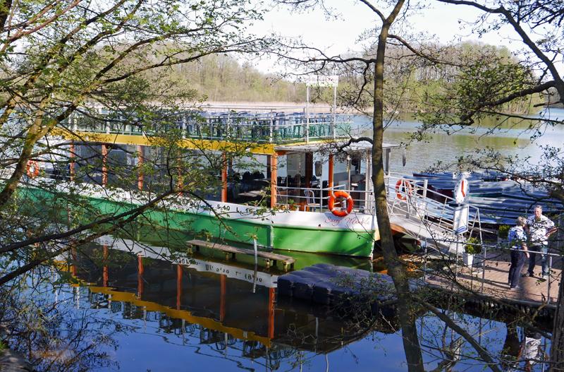 Ausflugsschiff Bötzsee