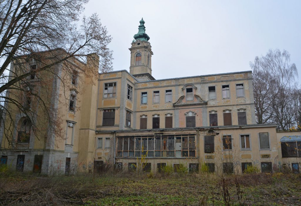 Schloss Dammsmühle