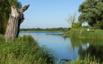 Neuendorfer See - Spreemündung